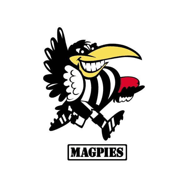 Collingwood Magpies Mascot Cake Ideas And Designs